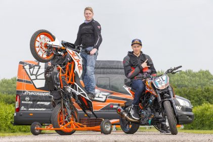 Wheelie Academy with Rok Bagoroš: Lift it up