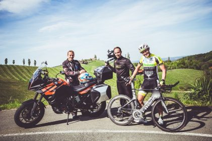 Ready to RAAM: Supporting one of the greatest ultracyclists of all time