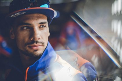 Interview of the Month: The Rookie – What's it like in MotoGP™? Miguel Oliveira talks first tastes