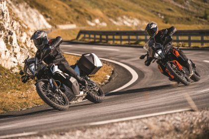 PREPARING FOR ADVENTURE: 5 PRACTICAL WAYS TO PERSONALIZE YOUR KTM 790 ADVENTURE