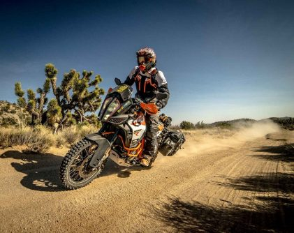 BACKCOUNTRY DISCOVERY ROUTES: KTM BACKED US ADVENTURES ACCESSIBLE TO MORE RIDERS