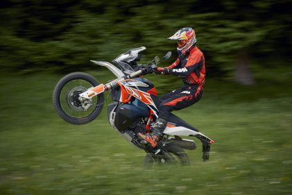 MEET KTM'S MOST HARDCORE ADVENTURE BIKE FOR 2020: THE KTM 790 ADVENTURE R RALLY