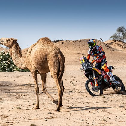 DAKAR 2020: A CAPTIVATING RACE OVER SOME OF THE MOST INCREDIBLE TERRAIN