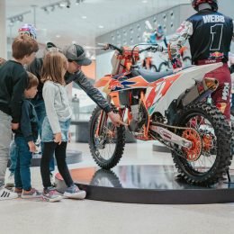 KTM MOTOHALL SWING OPEN THE DOORS ONCE MORE…WITH NEW TREATS INSIDE