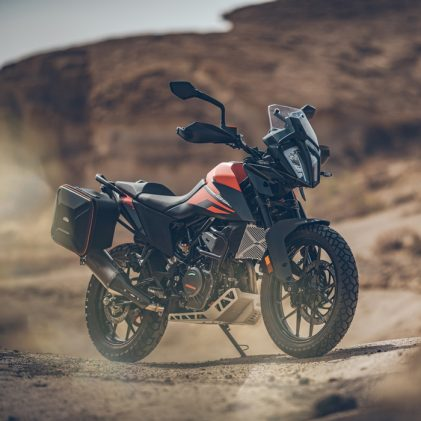 READY TO #ADVENTUREMORE: 6 WAYS TO FURTHER ENHANCE YOUR KTM 390 ADVENTURE