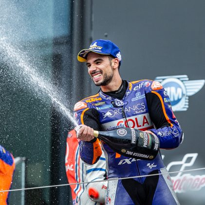 POLE POSITION, VICTORY & PODIUM: OUTSTANDING HOME MotoGP™ WEEKEND FOR KTM IN STYRIA!