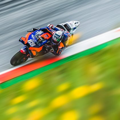 "MotoGP™ SPEED: ""IT DOESN'T SCARE YOU…BUT IT DOES MAKE YOU WONDER"""