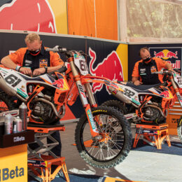 GETTING IN THE GAME: BECOMING A MECHANIC IN MXGP – PART 1