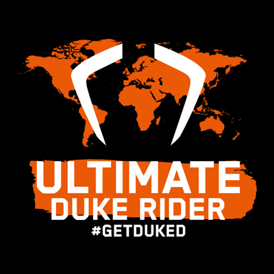 COULD YOU BE THE ULTIMATE DUKE RIDER?