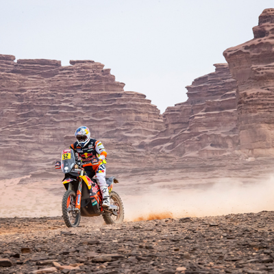 DAKAR 2021: A BATTLE TO THE WIRE