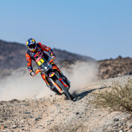 THE SPECTACTLE OF THE DAKAR: A LOOK AT THE 2021 RACE SO FAR