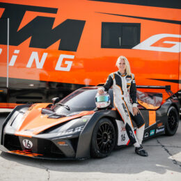 BENDING THE 'BOW: HOW ONE RACE DRIVER IS PUSHING KTM'S X-BOW PROJECT TO THE MAX