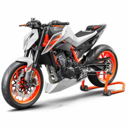 KTM 890 DUKE R – 5 WAYS TO MAKE THE SUPER SCALPEL EVEN SHARPER!
