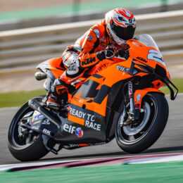 5 (MotoGP) THINGS YOU MIGHT NOT HAVE KNOWN ABOUT: TECH3 KTM FACTORY RACING