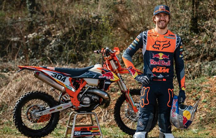 Red Bull KTM Factory Racings Manuel (Mani) Lettenbichler