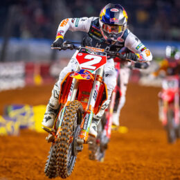 LEADING THE LEADERS AND DEALING WITH 2021 SUPERCROSS