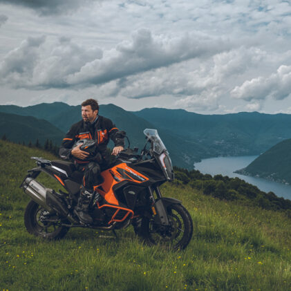 THE BRAVE BIKER: HOW A FINANCIAL ADVISOR CHANGED HIS LIFE TO BECOME A TRUE GLOBAL BIKE ADVENTURER