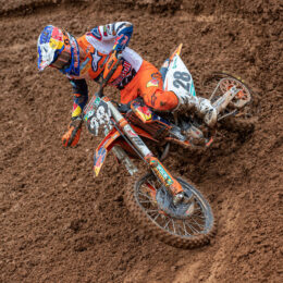 FACTORY MXGP BIKES: THE SPECIAL BITS