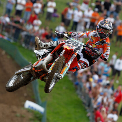 GROWING THE ORANGE: KTM AND RACING TALENT