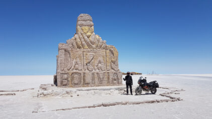 HOW TO MAKE A 200,000 KM BIKE READY TO EXPLORE THE WORLD ONCE AGAIN