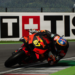 GETTING REAL: THE DEMANDS OF MOTOGP™ ESPORTS