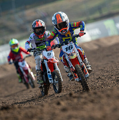 Electrifying history made at this year's Motocross of Nations: A look at future talent and technology