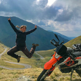 "#THEWORLDADVENTUREWEEK STORIES – ""MOTORCYCLES CHANGED MY LIFE"""